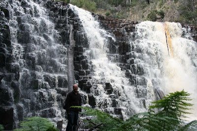 Dip Falls Tasmania Australia