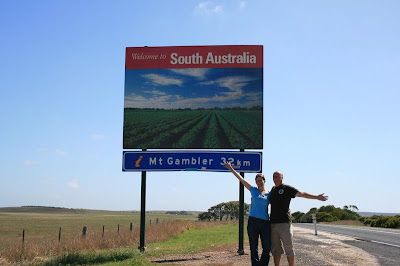 South Australia Sign