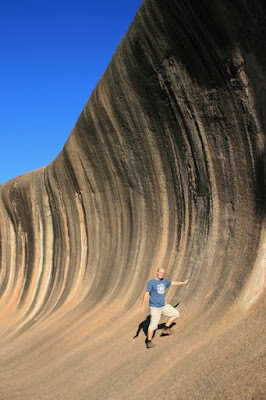 Wave Rock Western Austraila