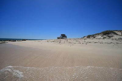 4x4 Ningaloo Reef Western Australia