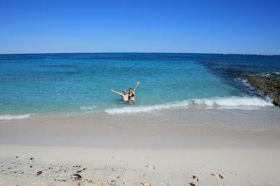 Five Finger Reef Ningaloo Reef Western Australia