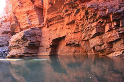 Weano Gorge Karijini National Park Western Australia