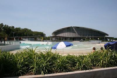 Darwin Lagoon Northern Territory Australia