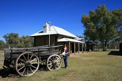 Alice Springs, Old Telegreaph Station