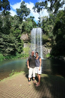 Millaa Millaa Falls Cairns North Queensland