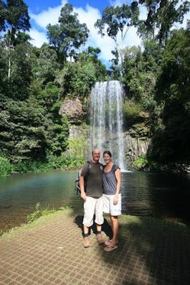 Millaa Millaa Falls Cairns North Queensland