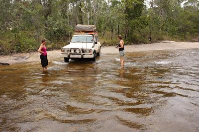 Old Telegraph Track - Bertie Creek
