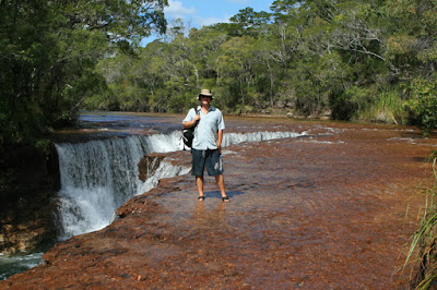 Eliot Falls Cape York