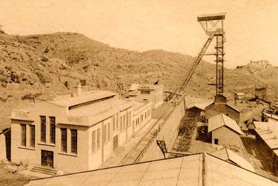 Pozo María Teresa, 1930