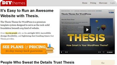 thesis-wordpress