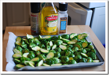 Making Icky Food Good: Roasted Brussels Sprouts