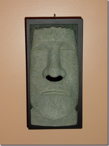 Easter Island Statue Guy