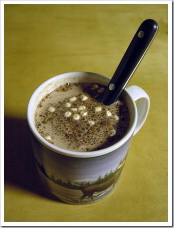 Mmmmm.... Hot Cocoa!