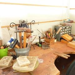 orna's studio inside