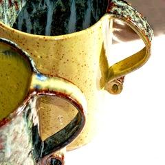 eclectic mugs handmade
