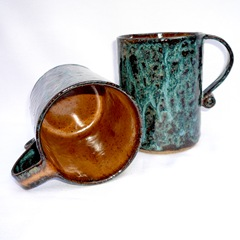 handmade coffee mugs on etsy