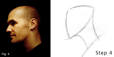 How to draw a head-step 2-figure5