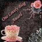 Elle One Lovely Blog Award