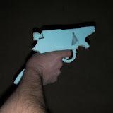 "Small hilt version, for 44"" Gunblade"