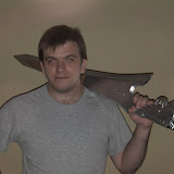 Holding Gunblade 2.JPG