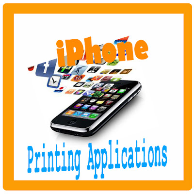 Print from Iphone with these Apps
