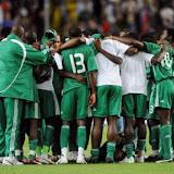Le Nigeria annule son stage dAngleterre, pour indisponibilité de ses pro