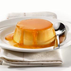 recette du flan au caramel alg rie360. Black Bedroom Furniture Sets. Home Design Ideas