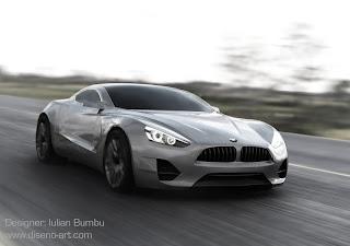 BMW S.X. Concept, probablement la prochaine Série 6