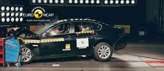 EuroNCAP :Résultats des BMW Série 5, Alfa Romeo Giulietta et Mazda CX-7