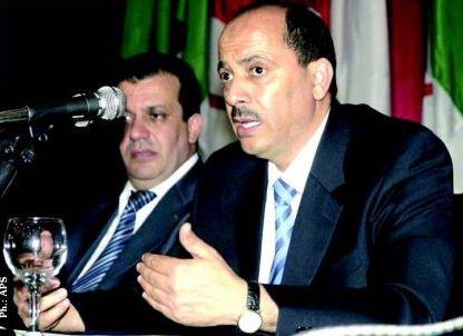 Tahar kelil nouveau pr sident de la chambre alg rienne du for Chambre algerienne de commerce