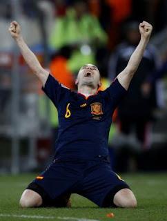 L'Espagne championne du monde!!