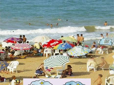 Les vacances des Algériens dans loisirs-voyages une_89556_465x348