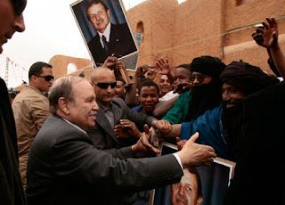Wikileaks : Bouteflika le président qui n'aime pas les 99 % mais se contente juste de 90,24 %