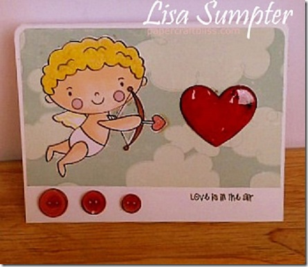 Lisa Sumpter GDT Heart 2 Heart Project