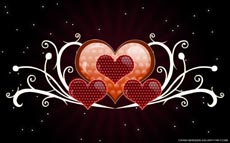 16 44 de imagini pentru desktop ul tau ( Valentines Day )