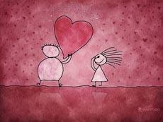 6 44 de imagini pentru desktop ul tau ( Valentines Day )