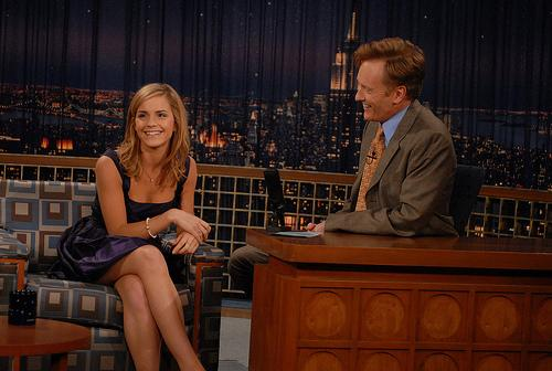 Emma Watson interview with Conan O'Brien 2007.