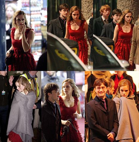 harry potter and the deathly hallows filming. filming Harry Potter and the