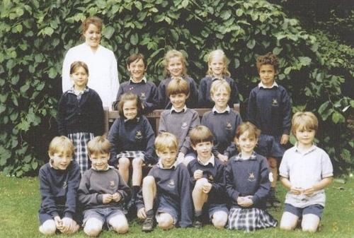 emma watson young age picture