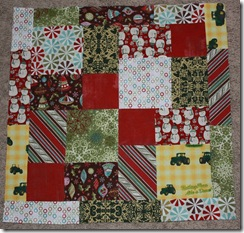 Block for Melissa
