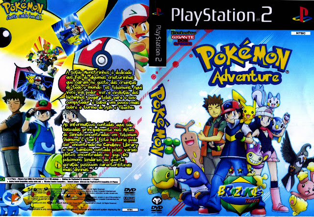 pokemon games for ps2 download