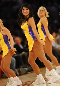 lakers girls jennifer