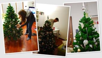Visualizza Christmas Tree