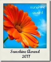 sunshineAward2011