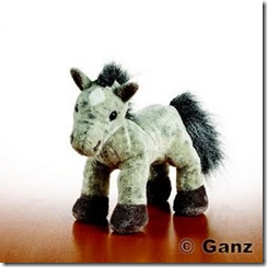 Webkinz-Grey-Arabian