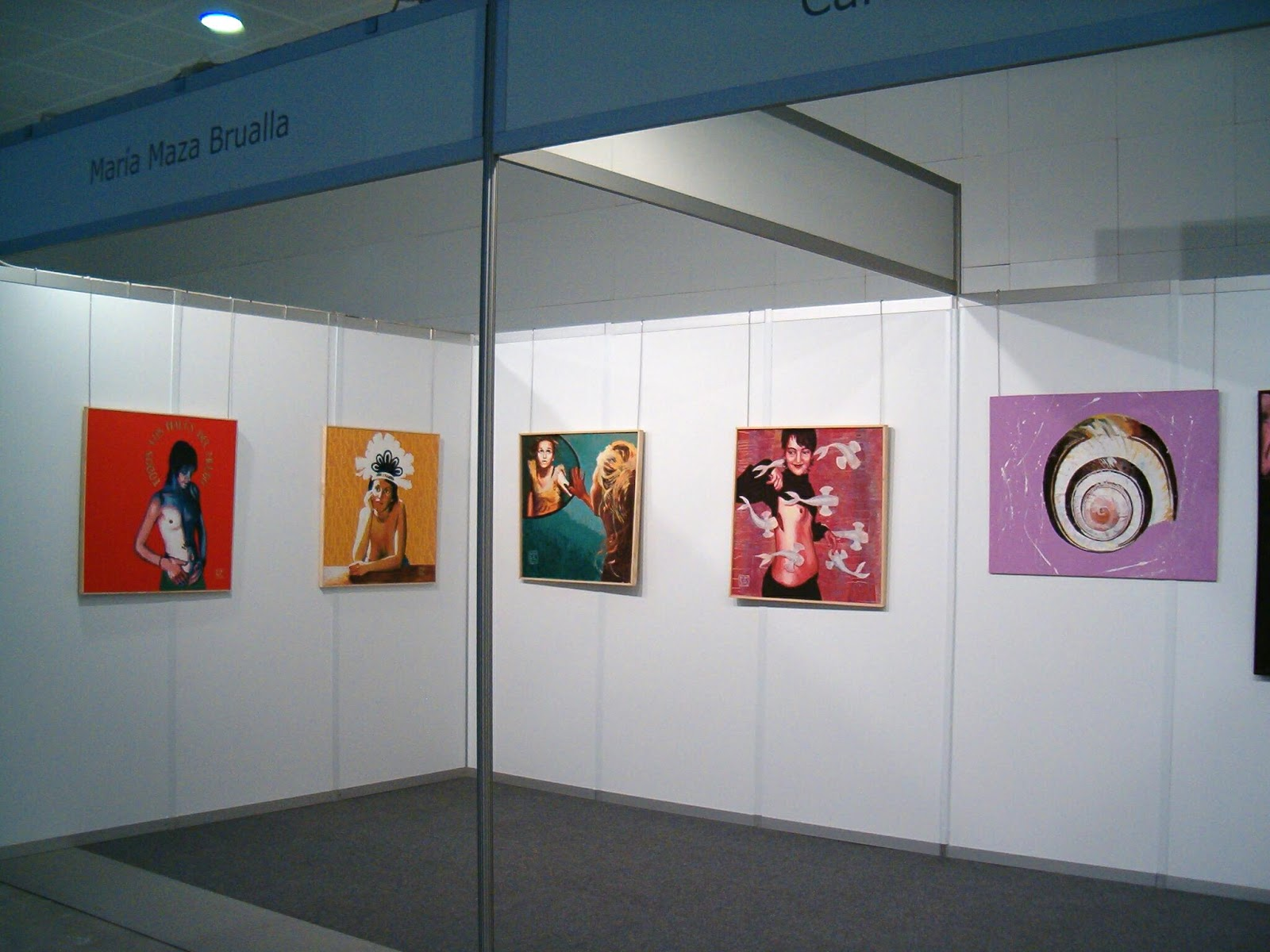 Obras de Maria Maza