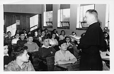 St. Joseph Grade School (circa 1947)