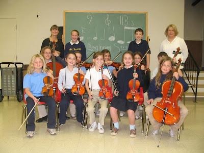 Beginning Strings Program
