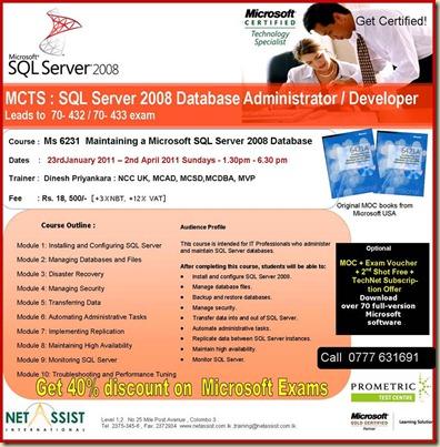 SQL Class