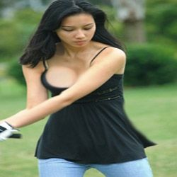 new golf hotel golfing girl 8